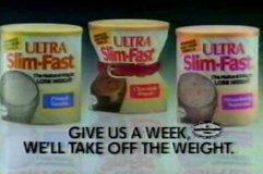 1980s Slim Fast youtube
